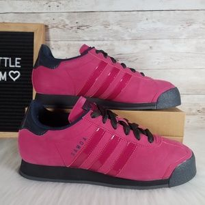 Adidas Samoa Pink Women's Sneaker Size 8